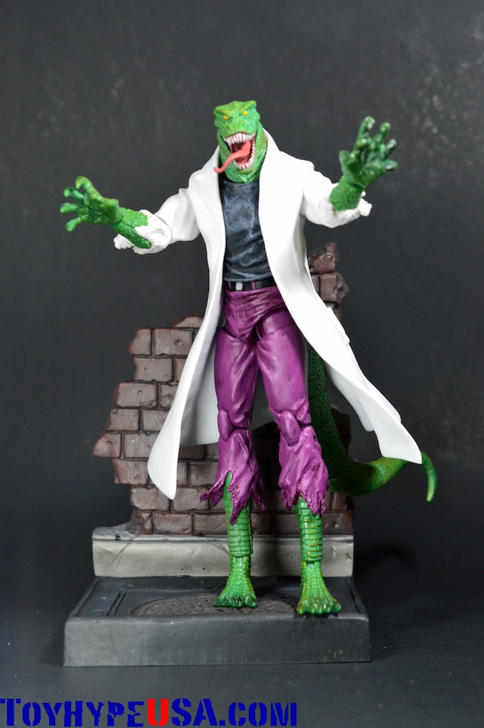 Marvel Select The Lizard Review