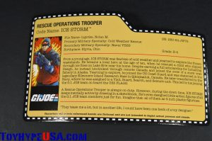 G.I. JoeCon 2014 Rescue Ops 2-Pack Clutch and Ice Storm 11