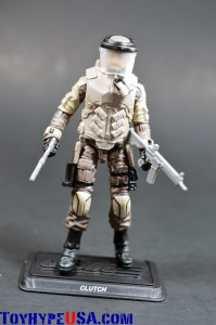 G.I. JoeCon 2014 Rescue Ops 2-Pack Clutch and Ice Storm 20