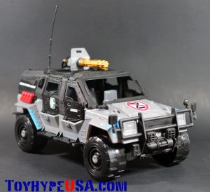 G.I. JoeCon 2014 Rescue Ops 4x4 Vamp Jeep 02