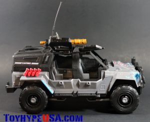 G.I. JoeCon 2014 Rescue Ops 4x4 Vamp Jeep 04