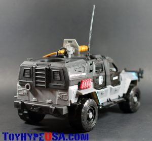 G.I. JoeCon 2014 Rescue Ops 4x4 Vamp Jeep 06