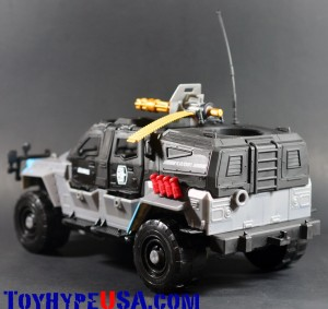 G.I. JoeCon 2014 Rescue Ops 4x4 Vamp Jeep 07
