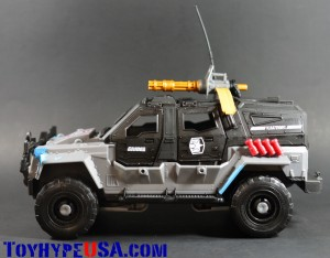 G.I. JoeCon 2014 Rescue Ops 4x4 Vamp Jeep 08
