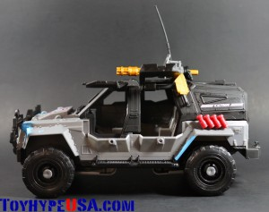 G.I. JoeCon 2014 Rescue Ops 4x4 Vamp Jeep 09