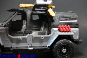 G.I. JoeCon 2014 Rescue Ops 4x4 Vamp Jeep 10
