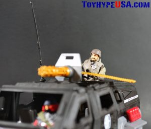G.I. JoeCon 2014 Rescue Ops 4x4 Vamp Jeep 12