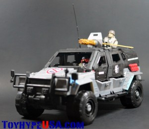 G.I. JoeCon 2014 Rescue Ops 4x4 Vamp Jeep 13