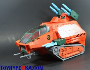 G.I. JoeCon 2014 Septic HISS Tank MK II