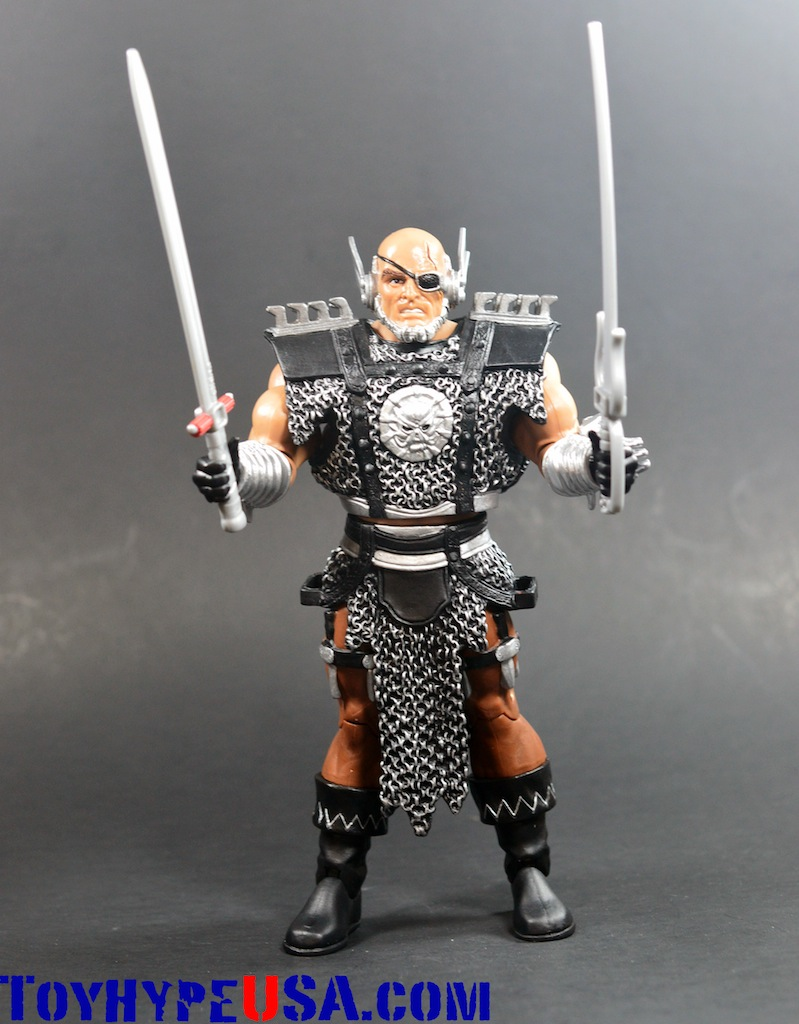 Masters Of The Universe Classics Blade Review