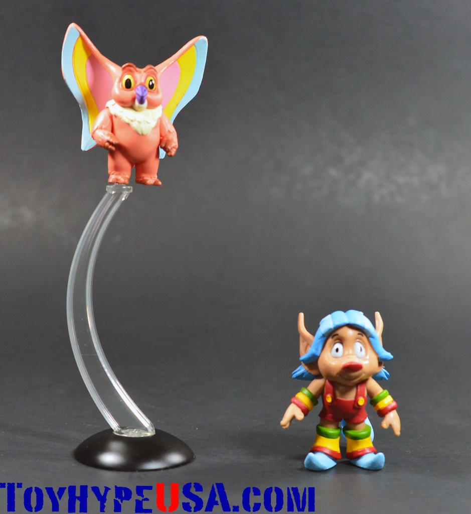 Masters Of The Universe Classics Loo-Kee & Kowl 2-Pack Review