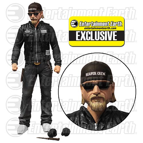 Entertainment Earth Exclusive Mezco Sons Of Anarchy $7.20 & Up Black Friday Sale