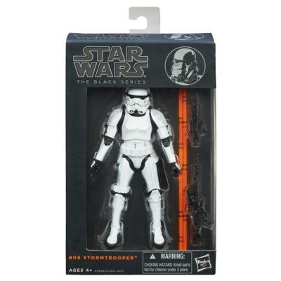 Hasbro Star Wars The Black Series Stormtrooper #09 On Amazon For $22.99