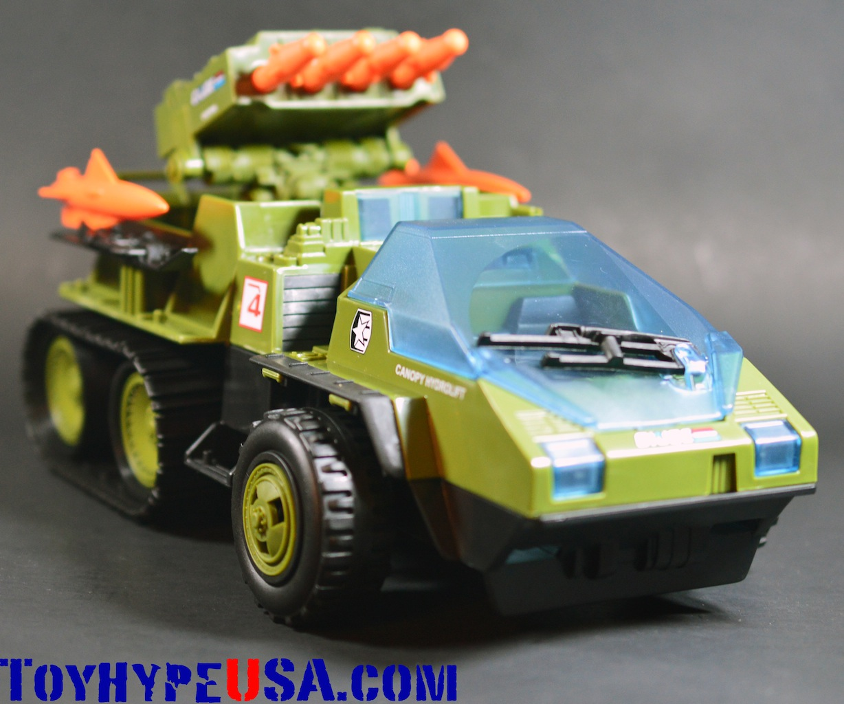G.I. Joe Collectors' Club H.A.V.O.K. MK-II Review