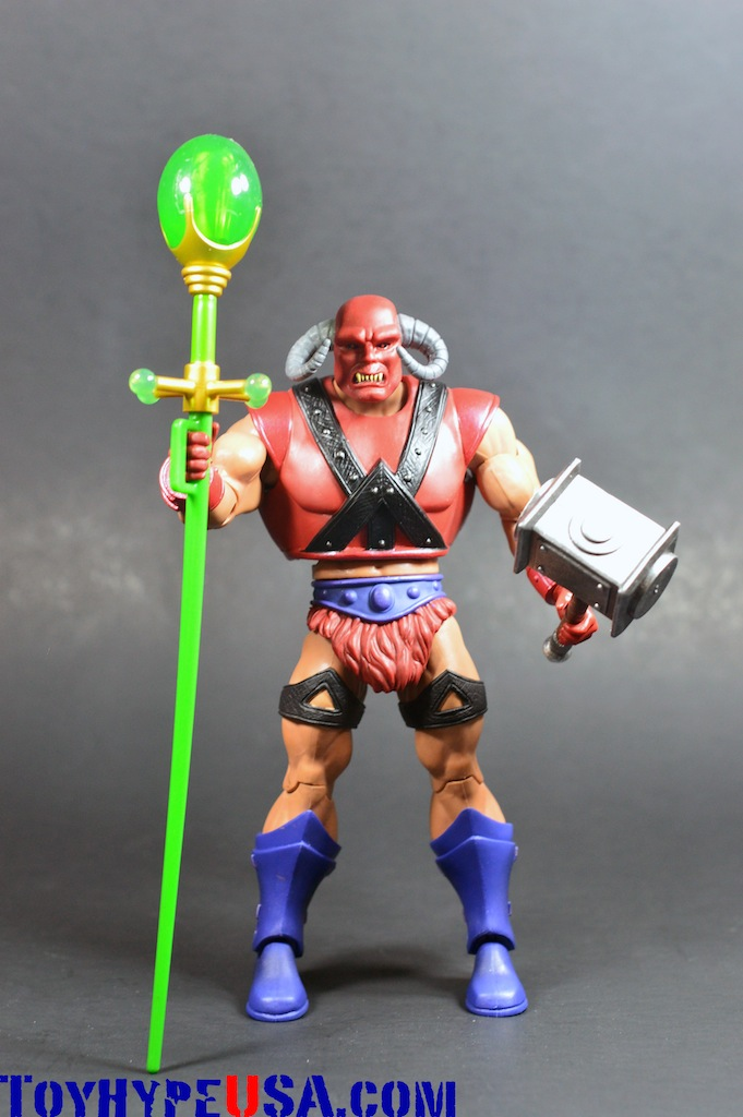 Masters Of The Universe Classics Goat Man Review
