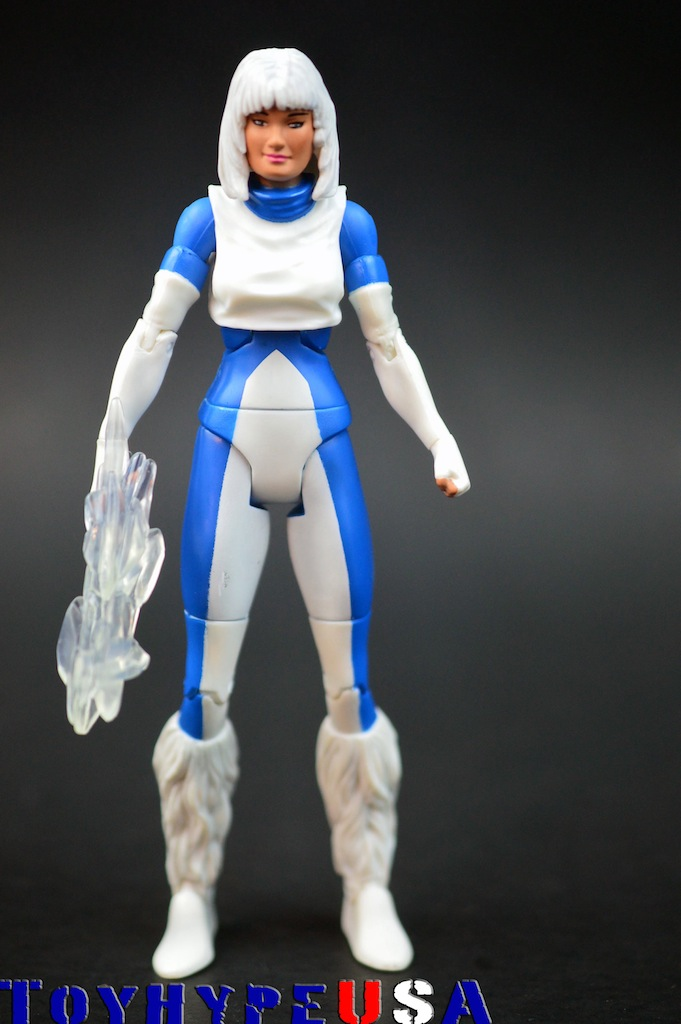 DC Club Infinite Earths Ice Review