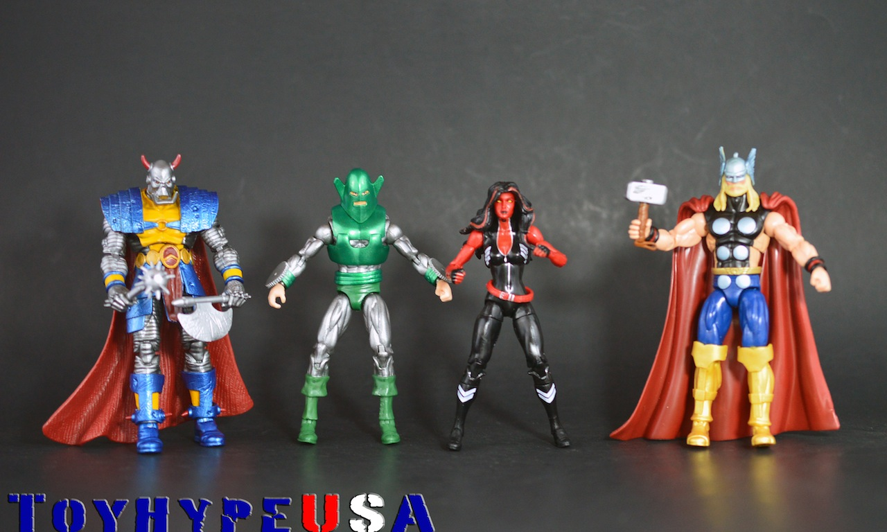 Marvel Infinite Series 3.75 Inch 2014 Wave 2 Review