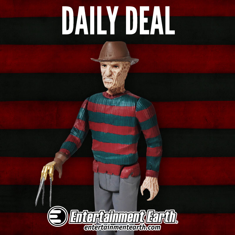 Funko ReAction Horror 3 3/4-Inch Retro Action Figure Sale At Entertainment Earth