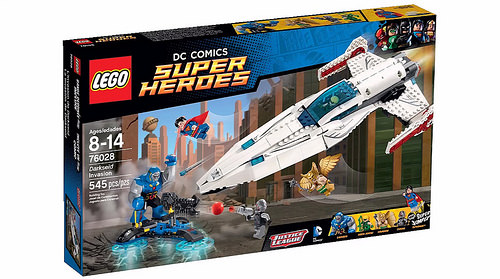 LEGO DC Comics Super Heroes 2015 Official Set Images