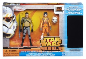 Hasbro Star Wars Rebels The Ghost Toys R Us Exclusive Box Set 2