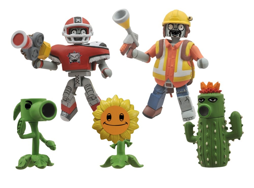 Diamond Select Toys On Sale This Week: Batman, X-Men, Plants vs. Zombies, Sin City And Universal Monsters