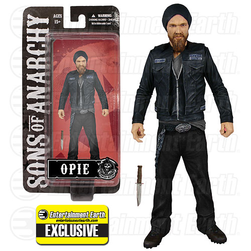 Sons Of Anarchy Opie Winston & Gemma Teller Entertainment Earth Exclusives