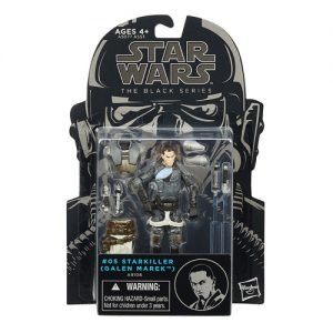 Star Wars The Black Series Starkiller 3 3:4-Inch Action Figure
