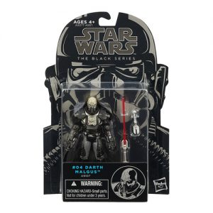 Star Wars The Black Series The Old Republic Darth Malgus 3 3:4-Inch Action Figure