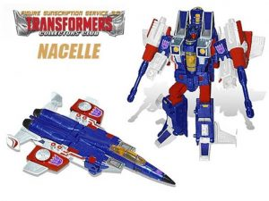 Transformers 2015 Subscription Figure - Nacelle