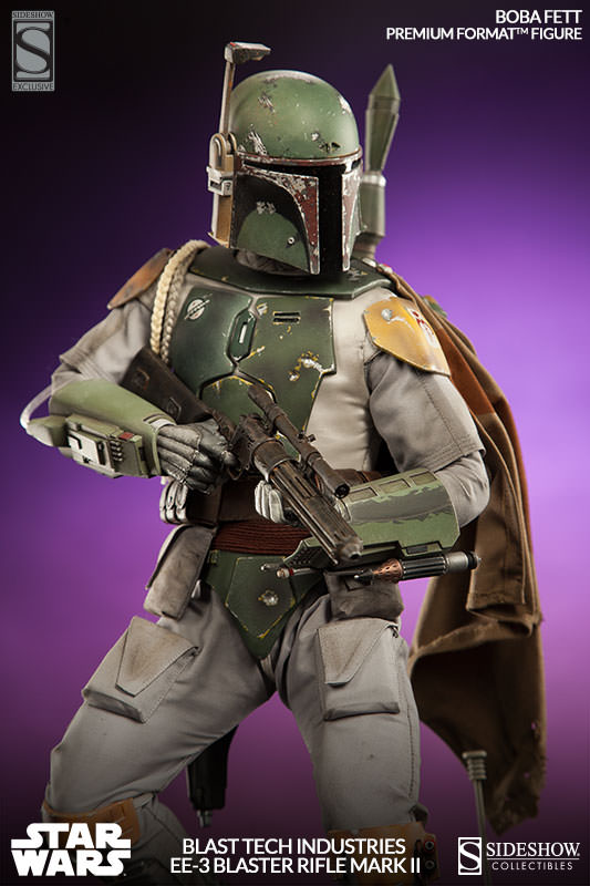 Sideshow Collectibles Star Wars Boba Fett Premium Format Figure Pre-Orders
