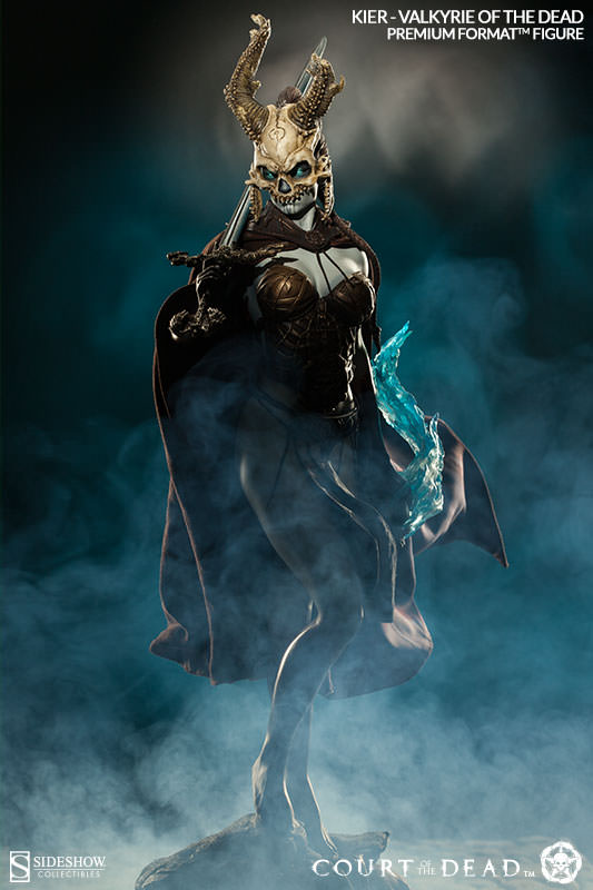 Valkyrie Of The Dead Court Of The Dead Premium Format Figure Pre-Orders