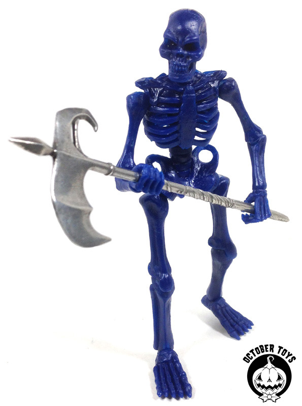 October Toys Skeleton Warriors Baron Dark And Titan Skeleton Prototype Images
