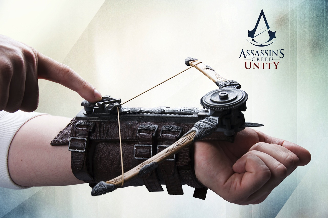Press Release – Assassin's Creed Unity Phantom Blade Now Available