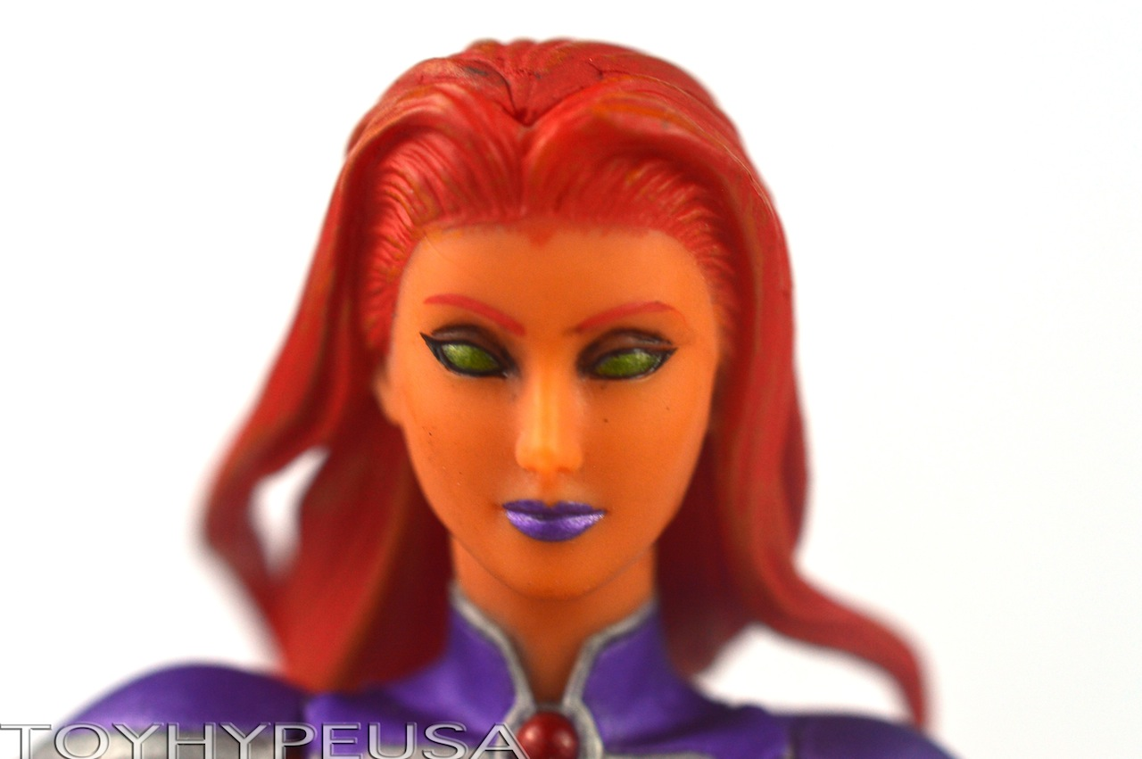 DC Collectibles New 52 Starfire Review