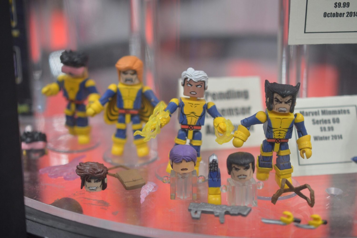 NYCC 2014 – Diamond Select Toys Day 3 – Marvel Minimates, Nightmare Before Christmas, And Aliens