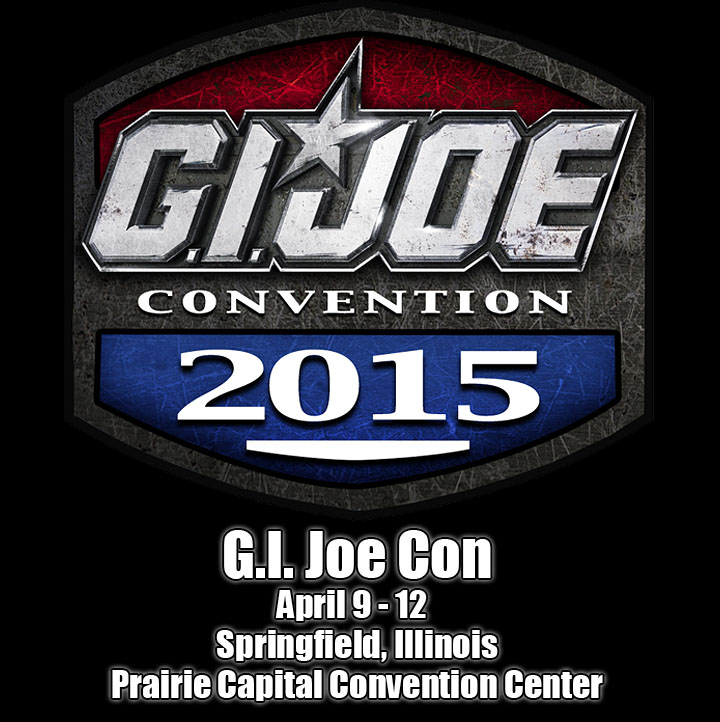 G.I. JoeCon 2015 Official Press Release