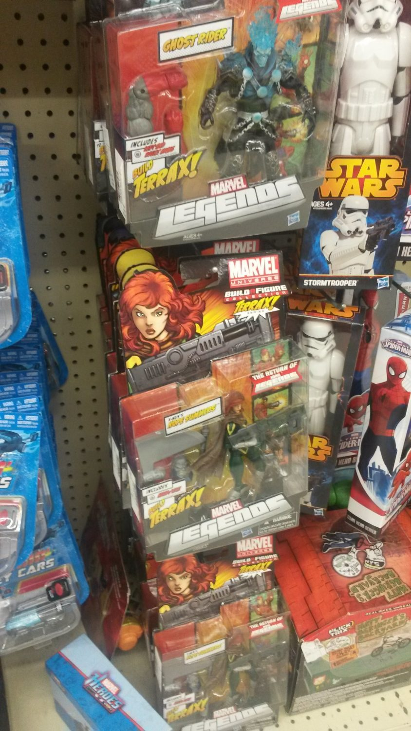 Hasbro Marvel Legends Terrax Series Figures Now At Gabriel Brothers Stores
