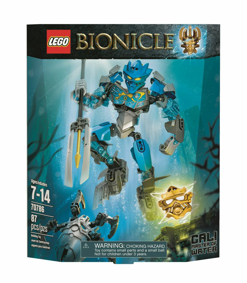 The LEGO Group Reveals Details Of January 1, 2015 Global LEGO Bionicle Launch