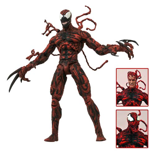 Entertainment Earth Update – Marvel Select Carnage Figure Pre-Orders