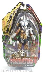 NECA Enforcer Predator 01