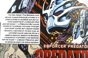 NECA Enforcer Predator 05