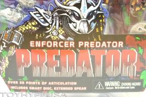 NECA Enforcer Predator 07
