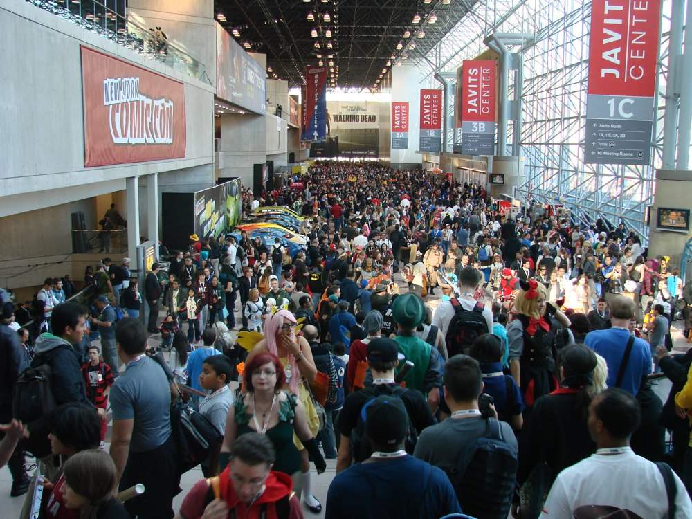 Diamond Select Toys Is Bustin' Up New York Comic Con
