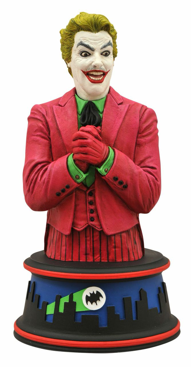 Diamond Select Toys New In Stores: The Joker, The Walking Dead, Godzilla, Spider-Man & Pulp Fiction