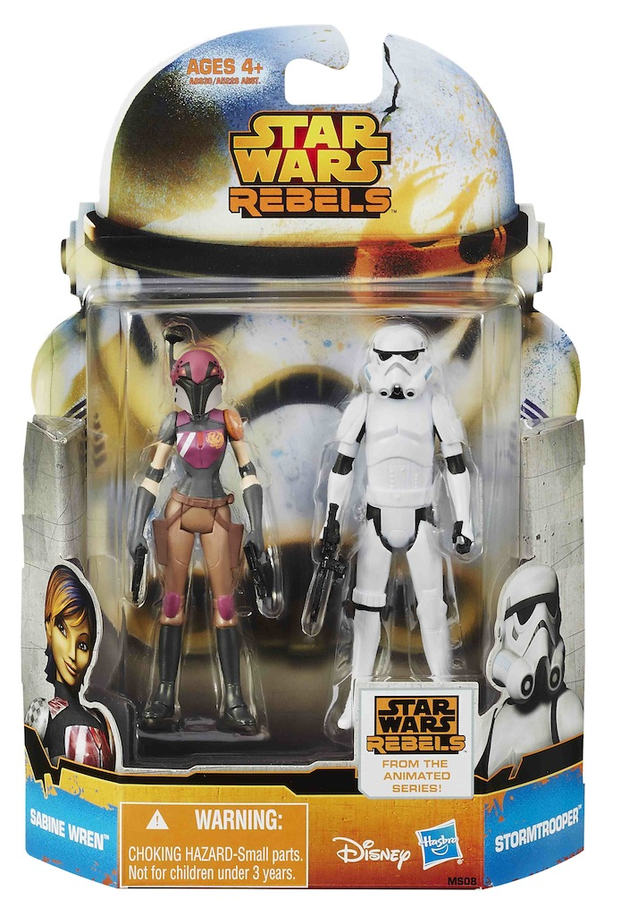Hasbro Star Wars Rebels Mission Series Wave 2 In Stock On Amazon