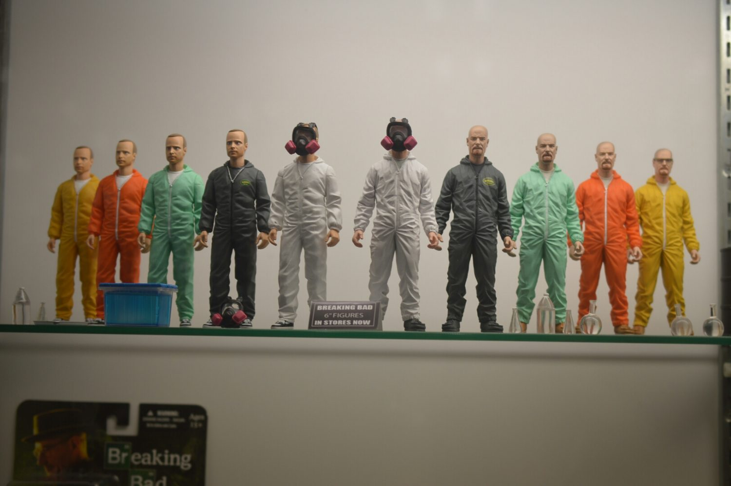 """Mom Petitions Toys """"R"""" Us To Stop Selling 'Breaking Bad' Toys"""