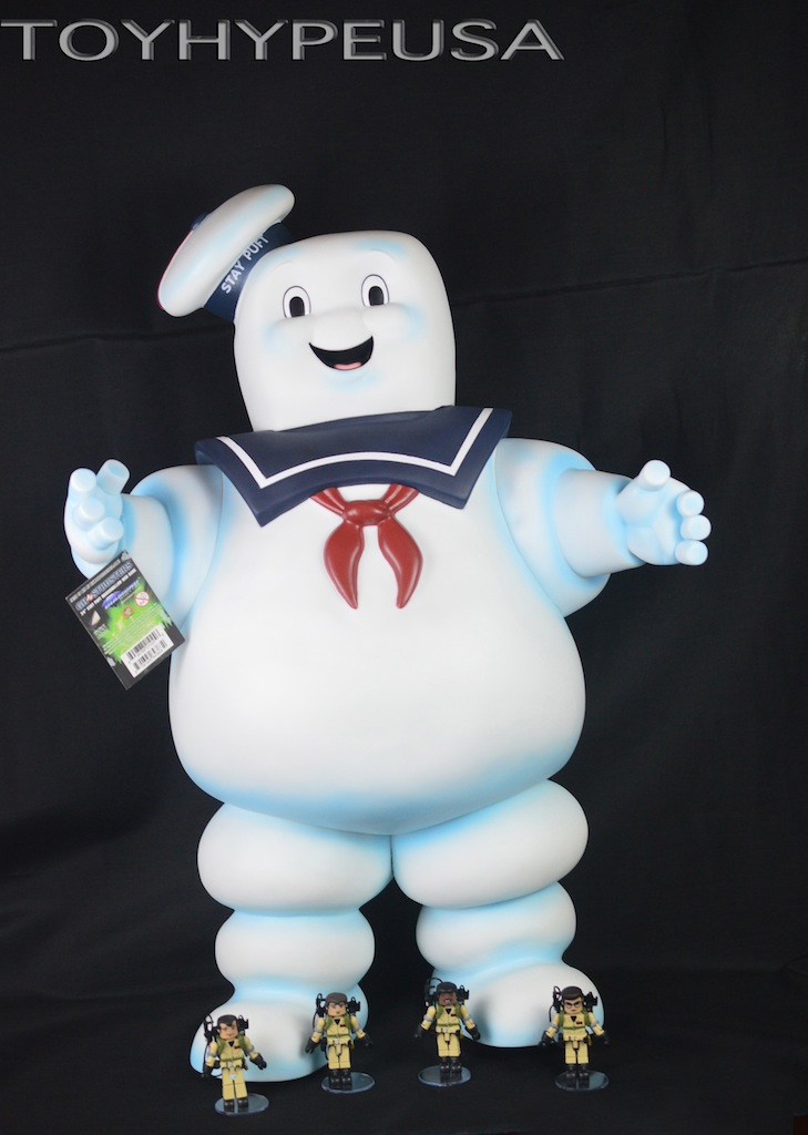 Ghostbusters Stay Puft Marshmallow Man 24″ Vinyl Bank Review