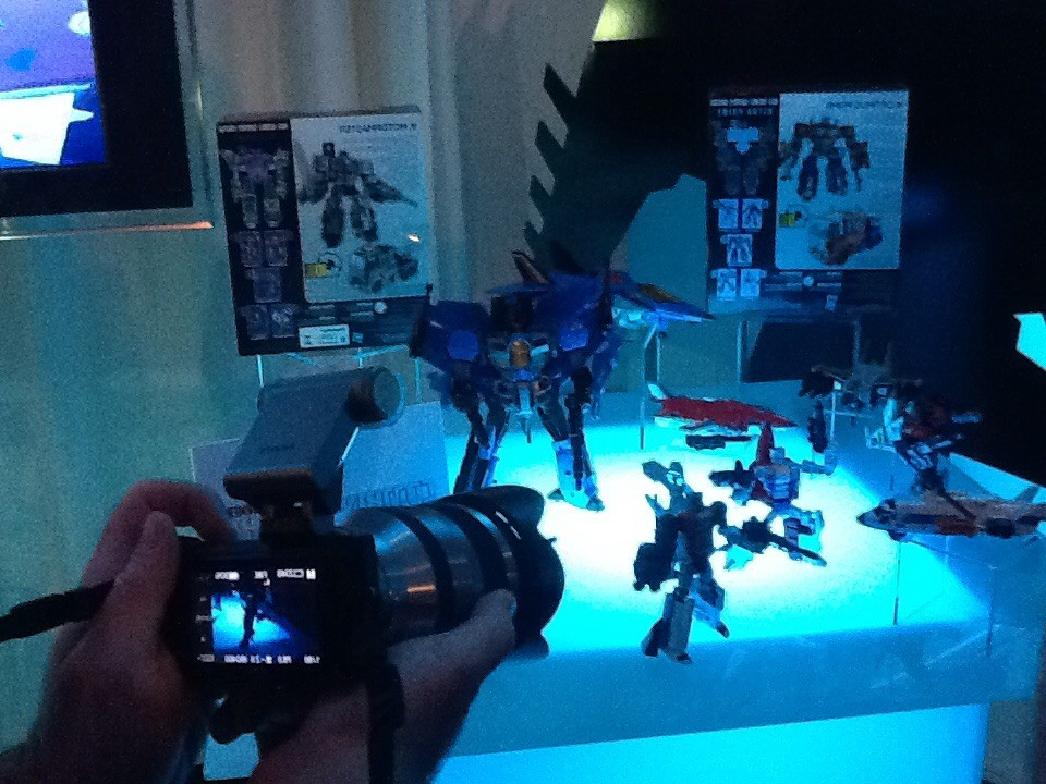NYCC 2014 – Hasbro Transformers Coverage