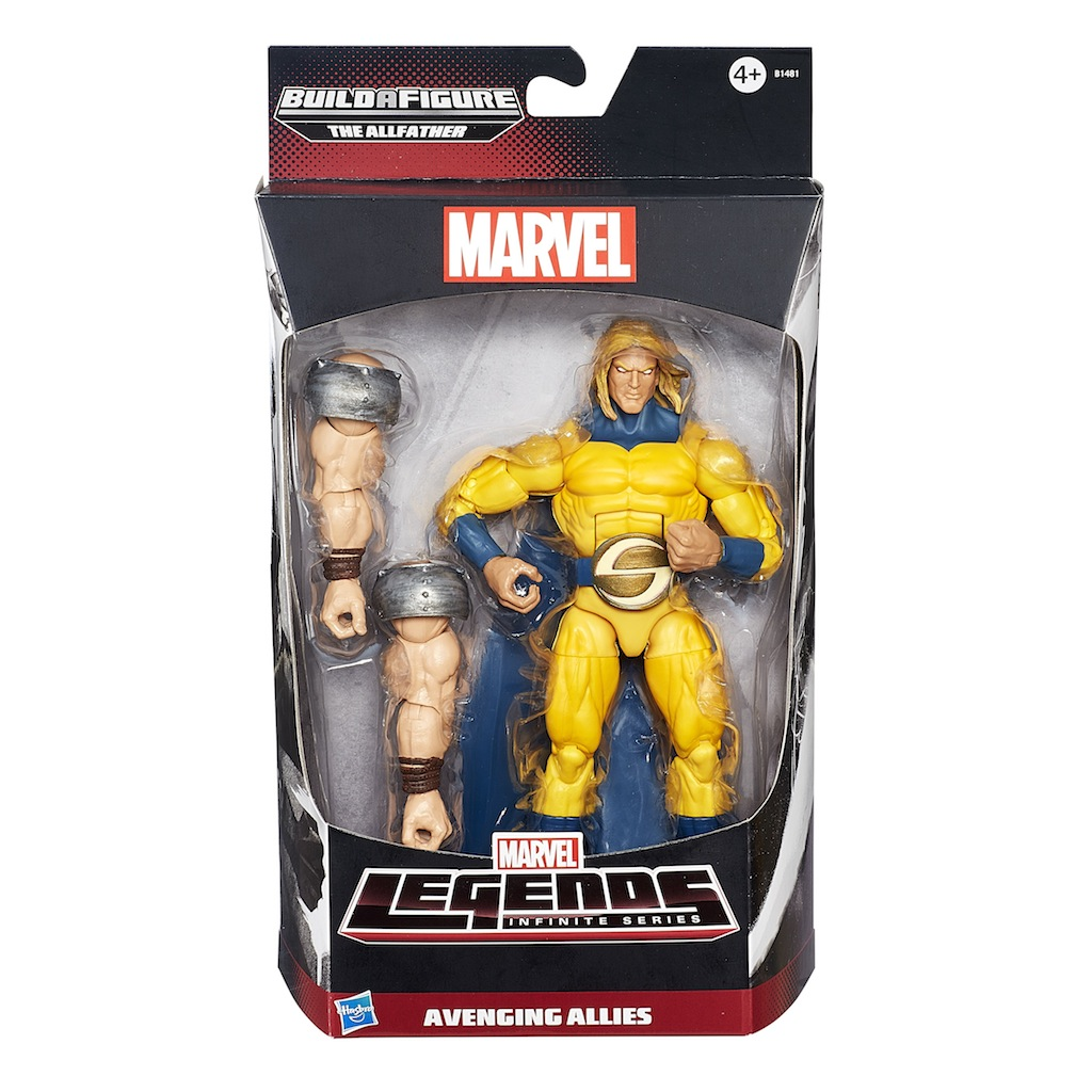 """Hasbro Marvel Legends Age Of Ultron Toys """"R"""" Us Pre-Orders Now Available"""