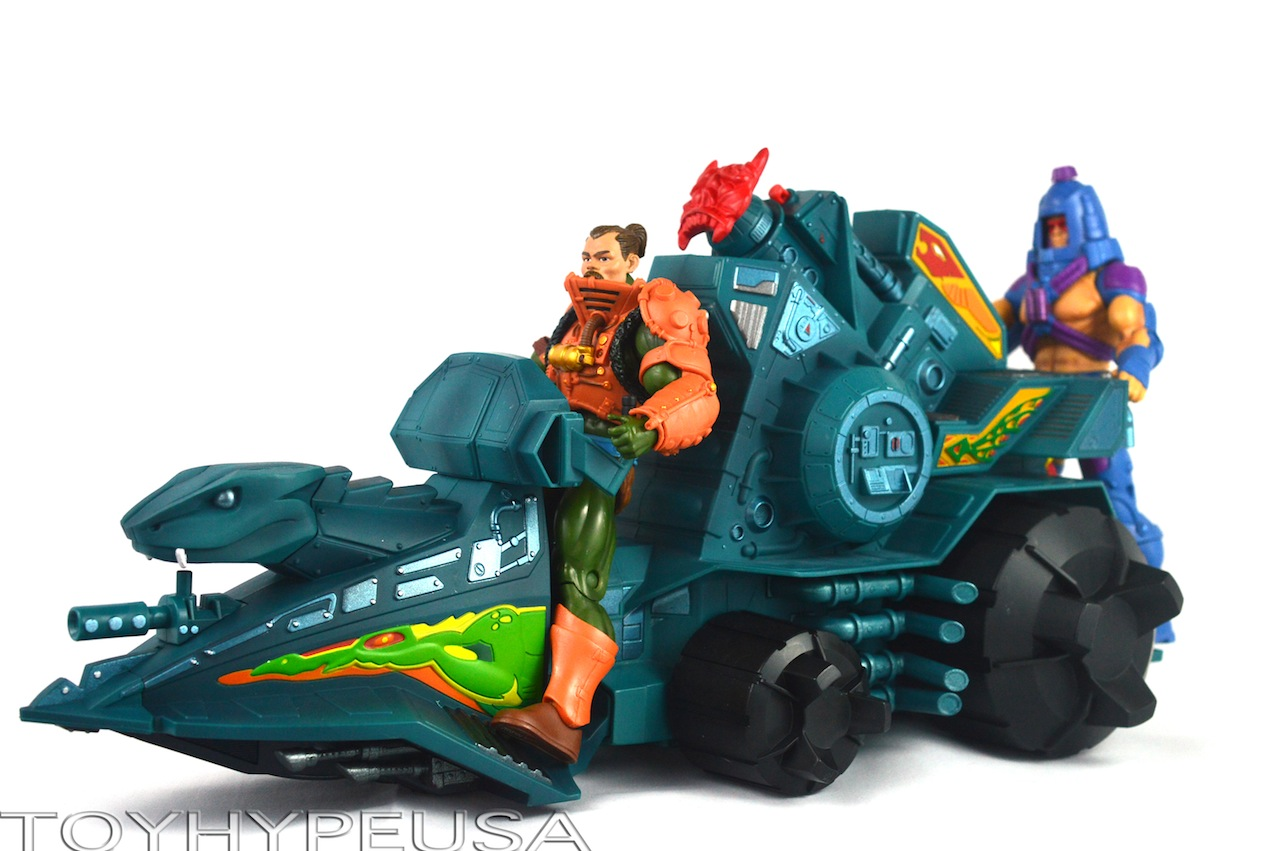 Mattycollector Re-Lists Masters Of The Universe Classics Battle Ram Vehicle